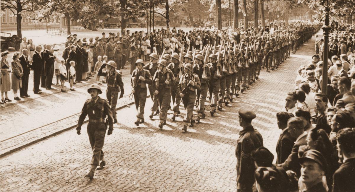 Koninginnedag Parade Haarlem