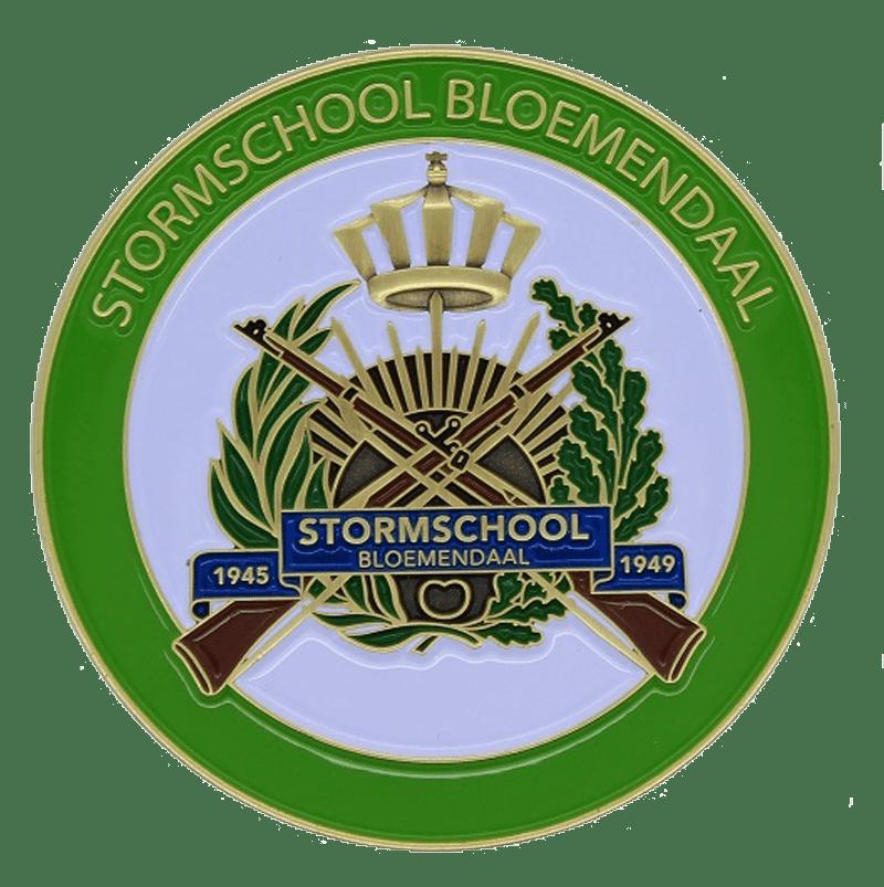 Stormschool Bloemendaal Coin